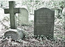 TG2408 : The graves of the Tetley Family by Evelyn Simak