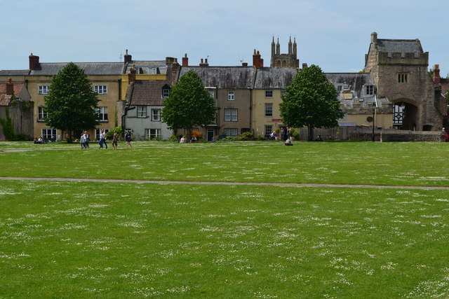 Cathedral Green, Wells