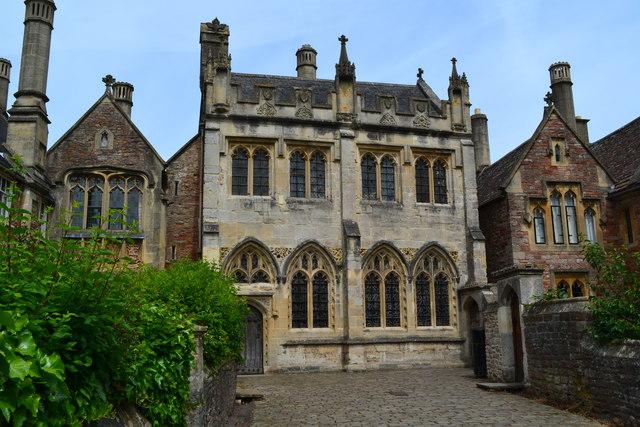 Vicars' Close Chapel