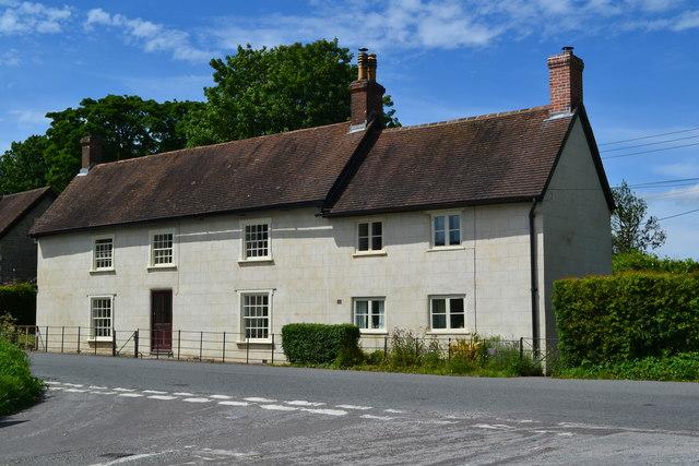 House in High Street, Stourton