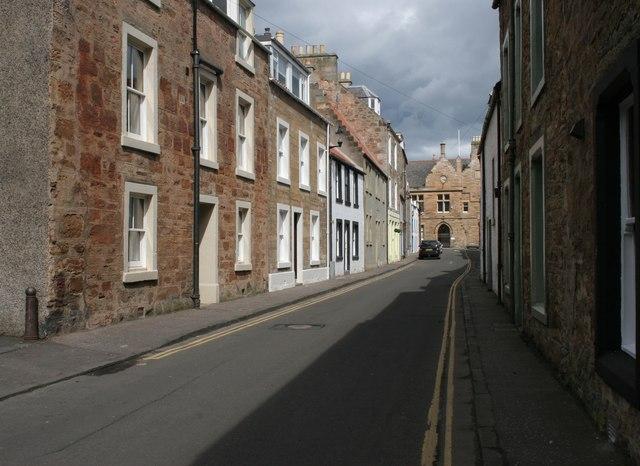 James Street, Cellardyke
