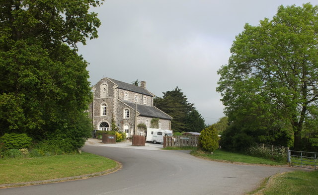 The Woodleigh Coach House