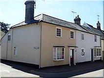 TL5646 : Linton houses [37] by Michael Dibb