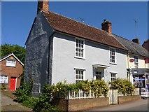 TL5646 : Linton houses [44] by Michael Dibb