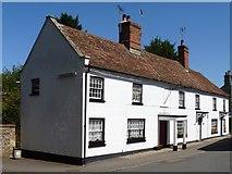 TL5646 : Linton houses [46] by Michael Dibb