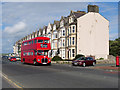 SD4364 : Routemaster on Marine Road by David Dixon