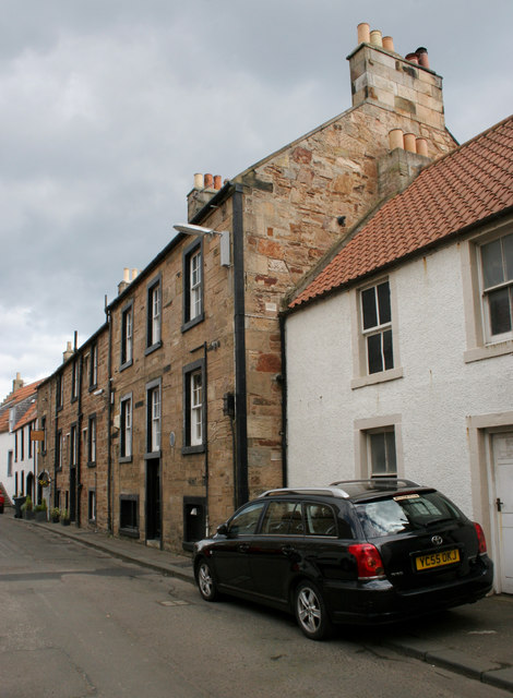 East Green, Anstruther Easter