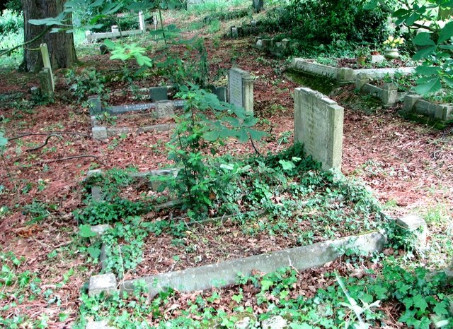 The grave of Arthur Wilby