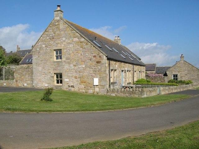 Dunstan Steads cottages