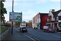 ST5771 : Ashton Road, Ashton Gate by David Howard