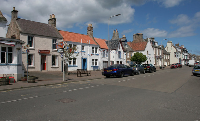 High Street, Crail