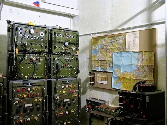 Radio Room, Hack Green Nuclear Bunker