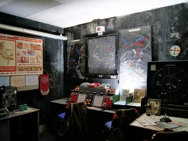 Soviet Operations Centre, Hack Green Secret Nuclear Bunker