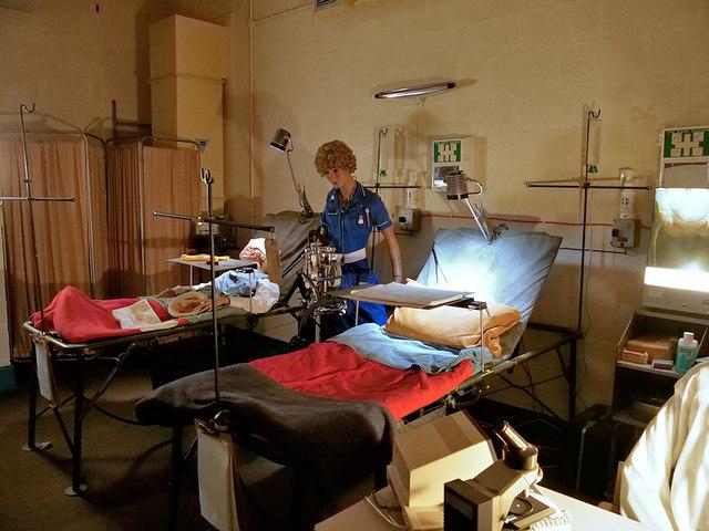 Medical Room, Hack Green Nuclear Bunker