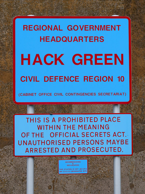 Hack Green RGWH - a Prohibited Place