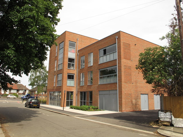 Chopin House apartments, Grieg Road, North Acton