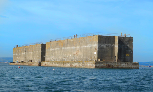 Mulberry Harbour Sections