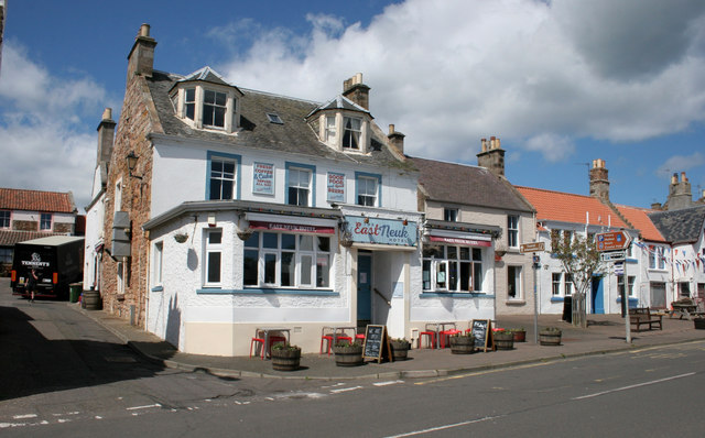 The East Neuk Hotel, Crail