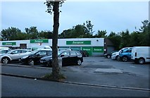 ST6075 : Europcar on Muller Road, Horfield by David Howard