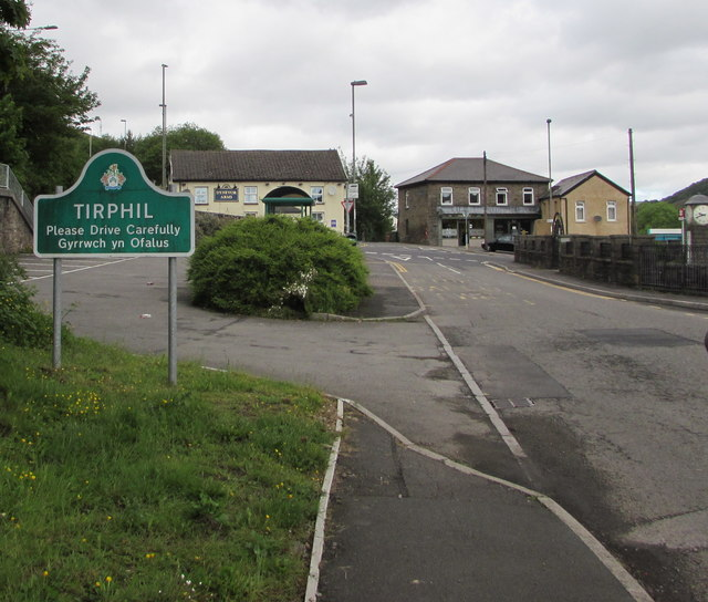 Tirphil - Please Drive Carefully
