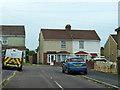 SU5705 : Houses on Elms Road. Fareham by Robin Webster