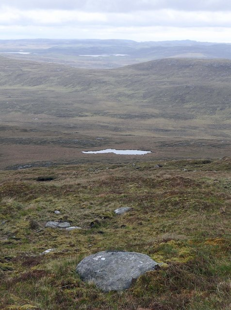 View from Heastabhal, Isle of Lewis