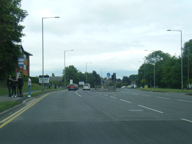 A6120 Ring Road West Park