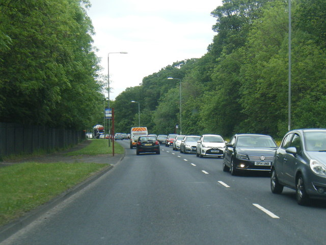 A6120 Ring Road Moortown