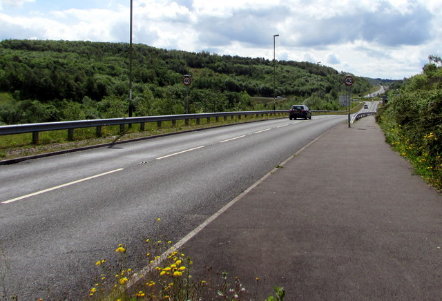 A469 Station Road, Bargoed
