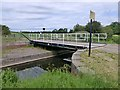 SK7029 : Bridge #33 on the Grantham Canal by Graham Hogg