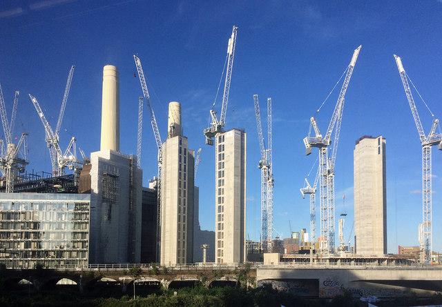 Battersea Power Station development, Chelsea Bridge (6)