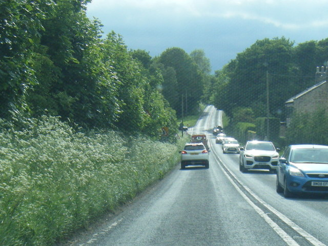 A659 north of East Keswick