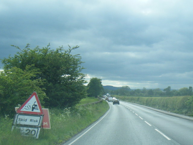 A61 north west of Harewood