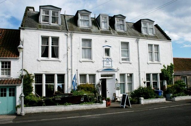 Marine Hotel, Crail