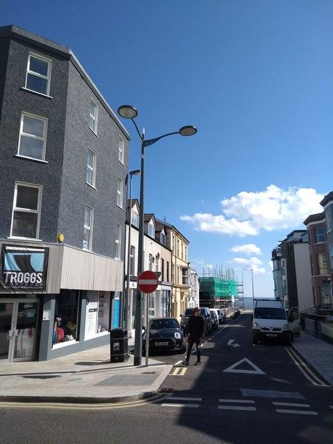 Bath Street Portrush