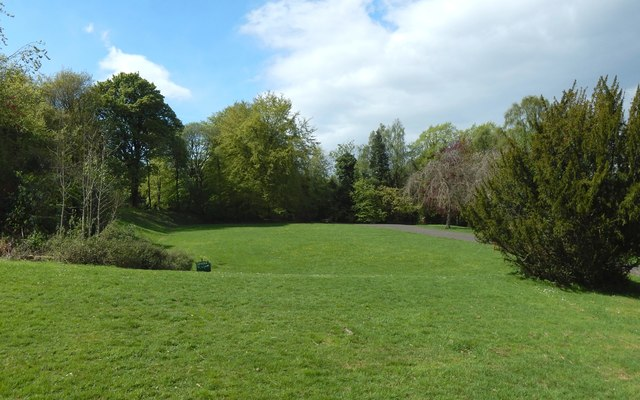 The former site of Glen House