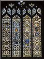 TG2308 : Erpingham Window, Norwich Cathedral by Julian P Guffogg