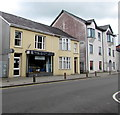 SN5748 : PJE chartered accountants office, 23 College Street, Lampeter  by Jaggery