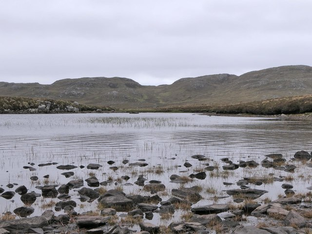 Loch na-h-Airde Coinnich, Isle of Lewis