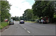 SP5924 : The A4421, Bicester by David Howard