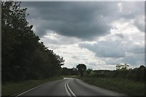 SP6331 : The A4421, Newton Purcell by David Howard