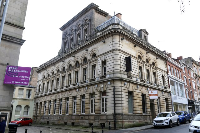 County Court Buildings
