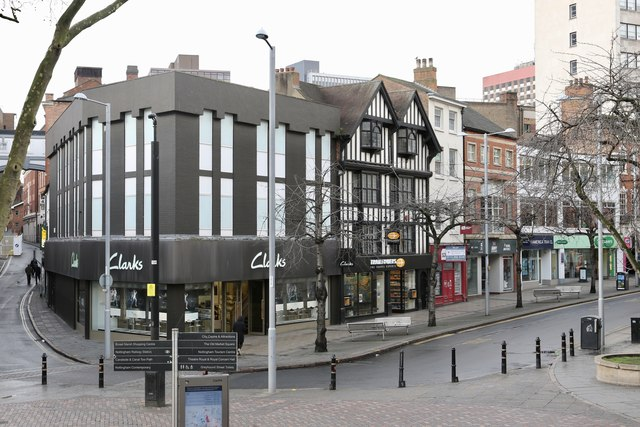 Wheeler Gate, Nottingham