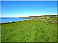 SH2988 : The Anglesey Coastal Path approaching Porth Grugmor by Jeff Buck