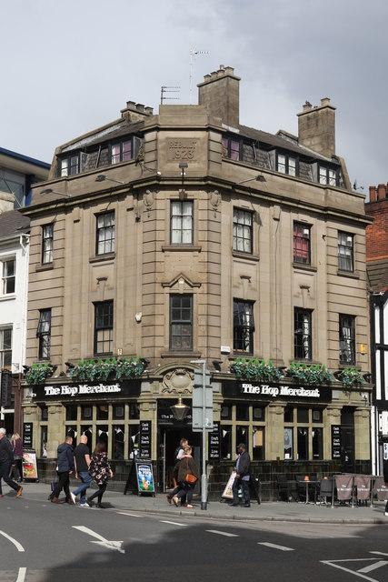 The Hop Merchant, Nottingham