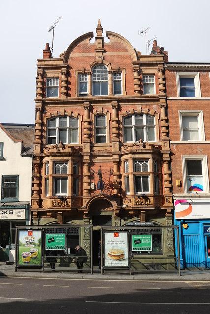 Blue Bell Inn, Nottingham