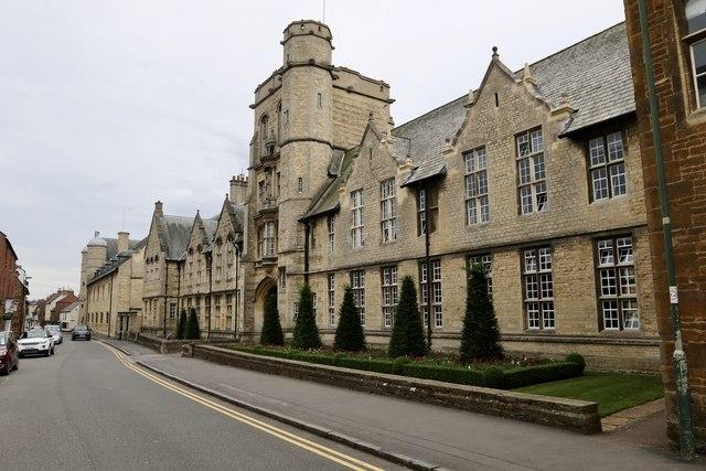 Uppingham School Victoria Science Block