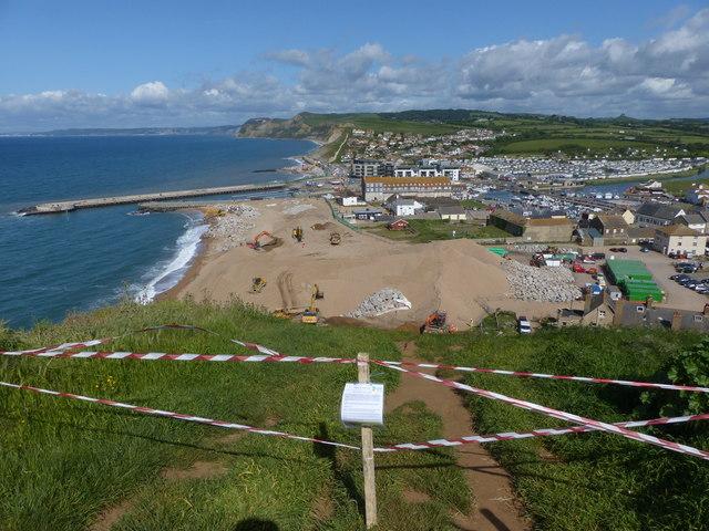 Coast Path closed