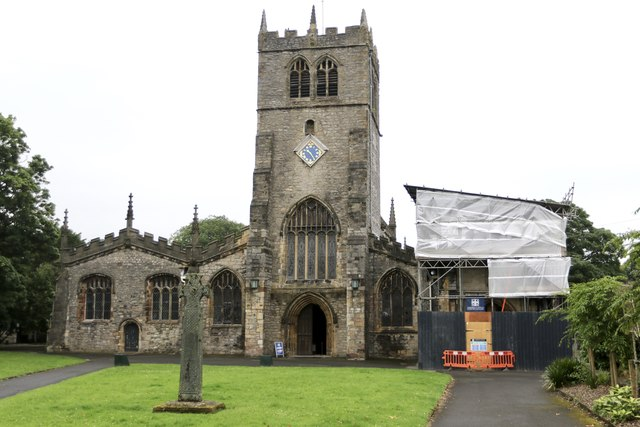 Holy Trinity Church, Kendal