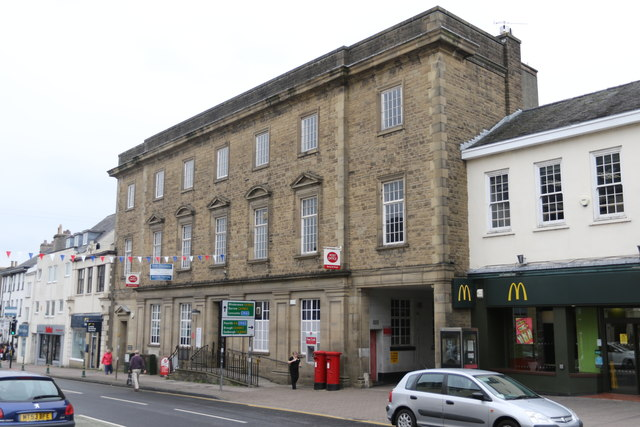Kendal Post Office